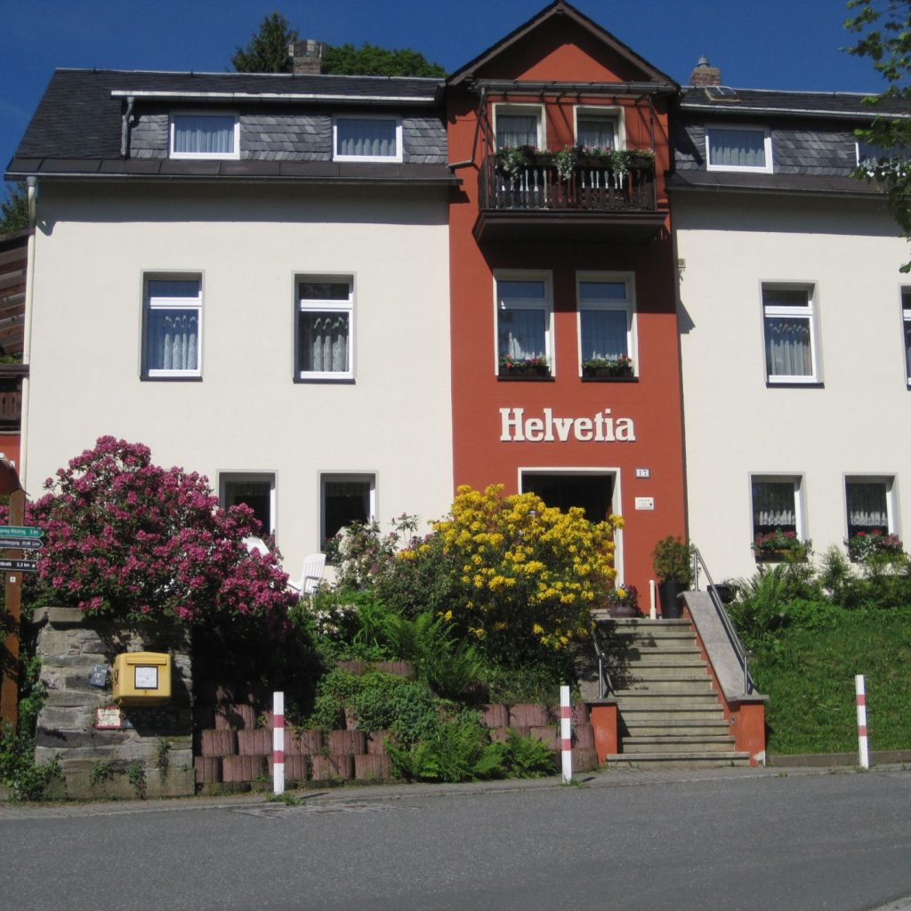 Pension in Bad Elster